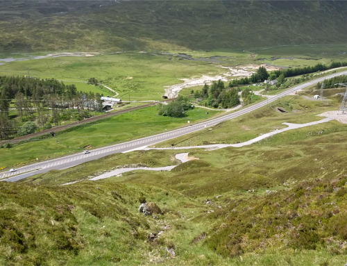 A9 Dualling Ecology Support