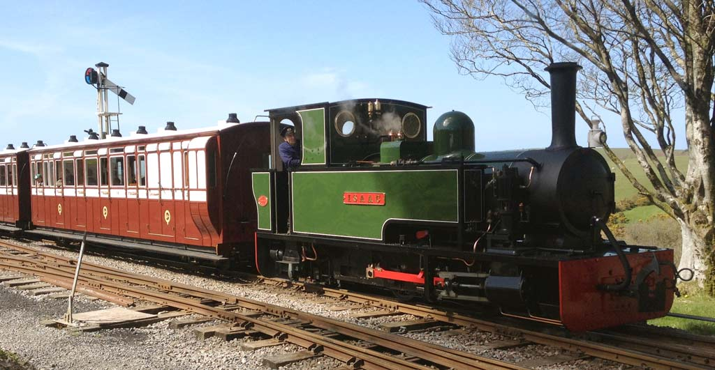 Lynton to Barnstaple Railway EIA