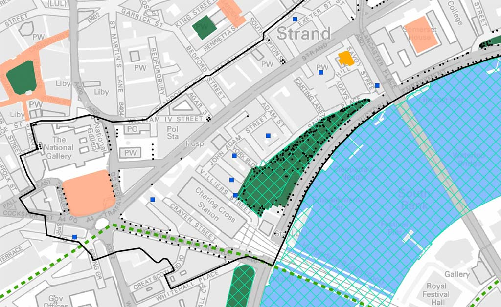Northbank BID Green Infrastructure Audit