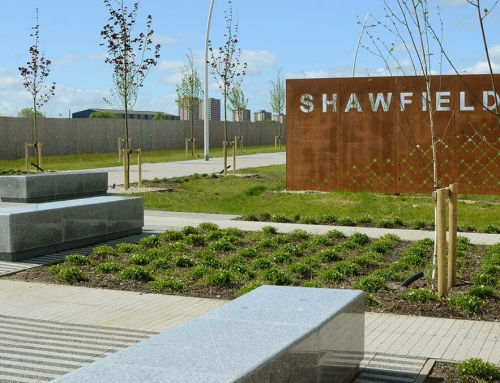 Shawfield National Business District