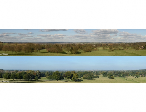 LUC to assess visual effects of HS2 proposals for National Trust
