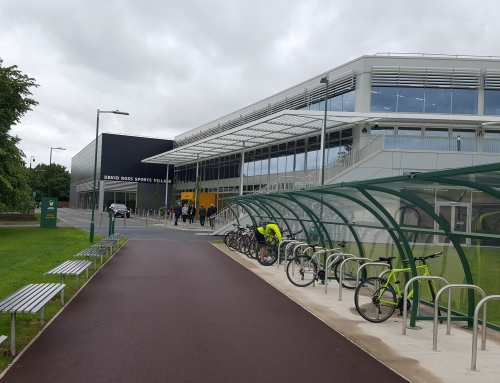 David Ross Sports Village opens after LUC landscape proposals