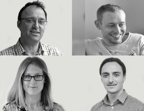 Meet our talented new staff in the north of England