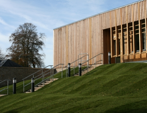 LUC wins four RIBA National awards