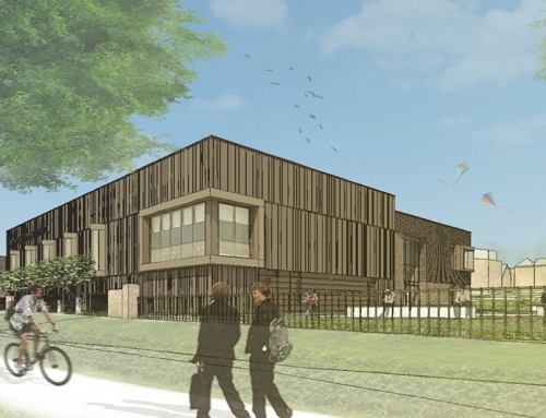 LUC's planning team secures consent for school projects