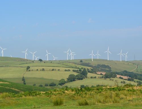 LUC 're-powering' expertise helps optimise stalled windfarm sites