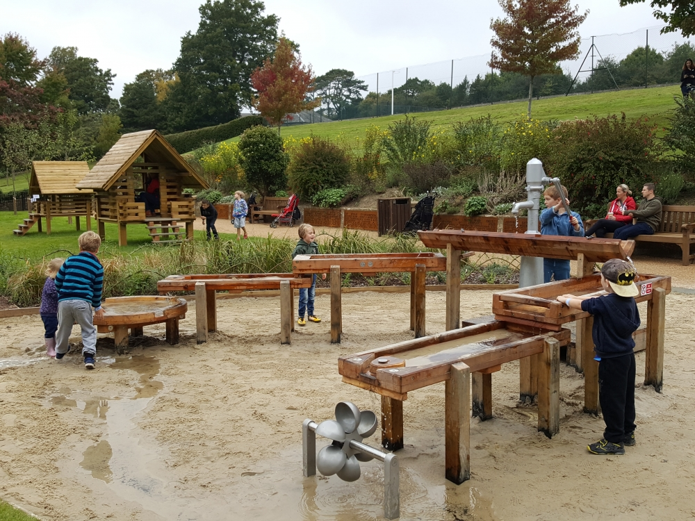 Calverley Adventure Grounds opens to public after LUC landscape design