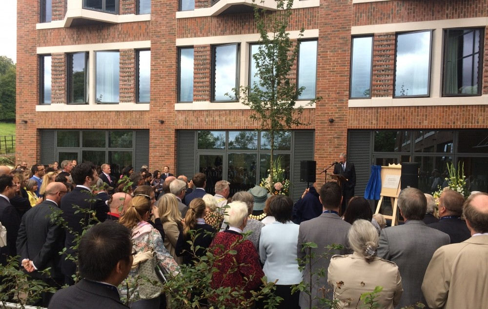 New Boarding Houses open at Wycombe Abbey School after LUC input