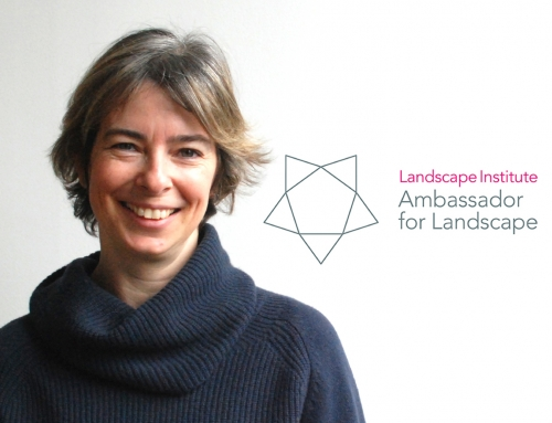 LUC Design Director awarded Landscape Institute Ambassador for Landscape status