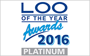 Loo of the Year Winner 2016 Platinum