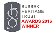 Sussex Heritage Trust Award Winner 2016
