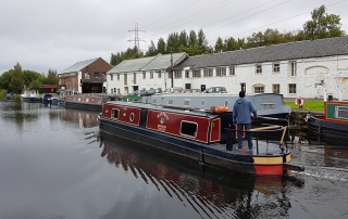 Scottish Canals North Glasgow. Credit: LUC