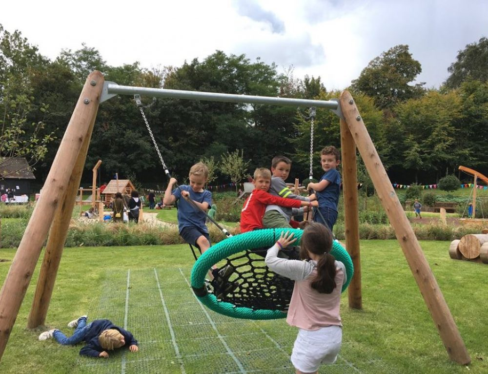Calverley Adventure Grounds wins Civic Voice Design Award