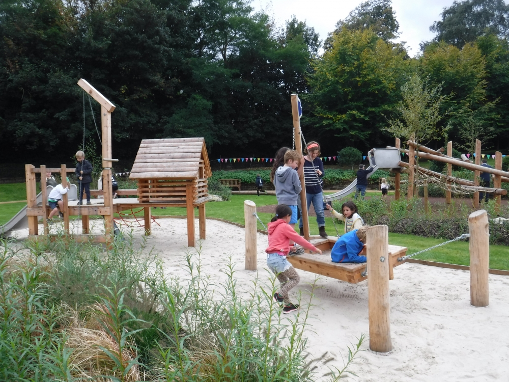 Calverley Adventure Ground opening weekend