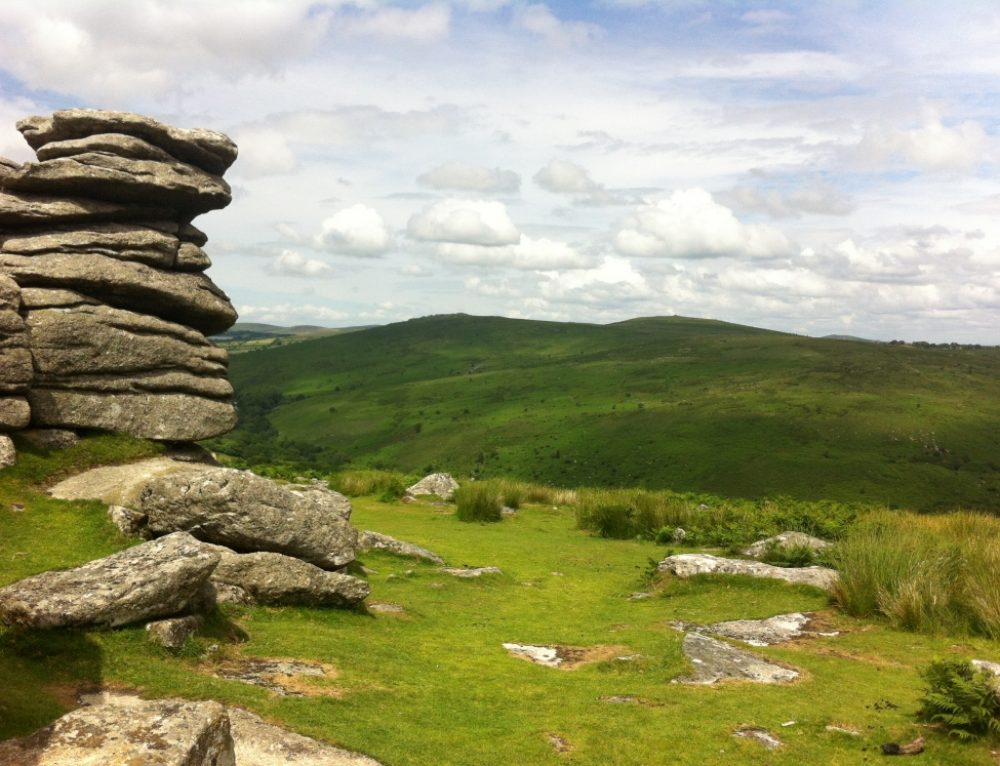 LUC completes landscape evidence studies for Dartmoor National Park