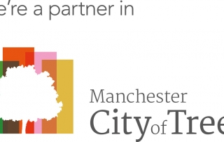 We're a partner in Manchester City of Trees