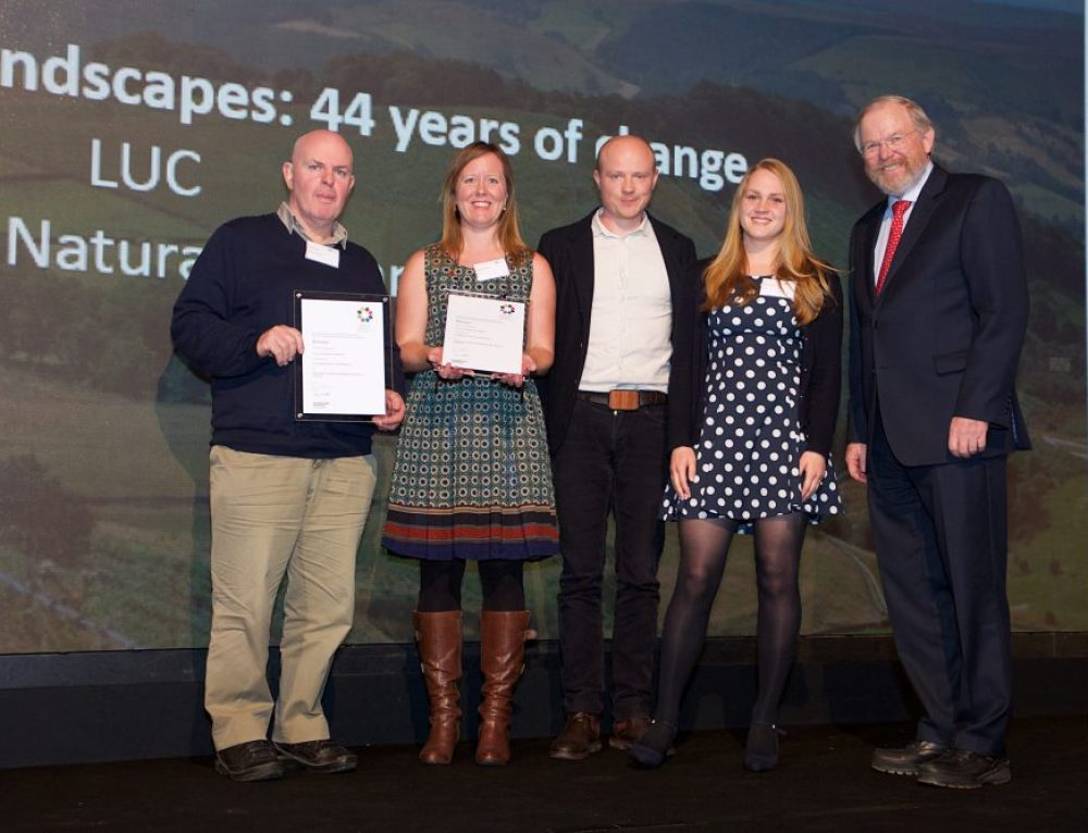 LUC wins three Landscape Institute Awards