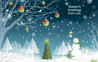 Season's greetings from LUC