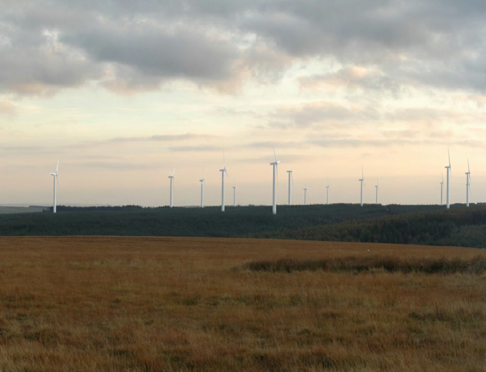 Brechfa Forest West Wind Farm wins Renewable Energy Project of the Year