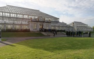 Kew's restored Temperate House re-opens after LUC input