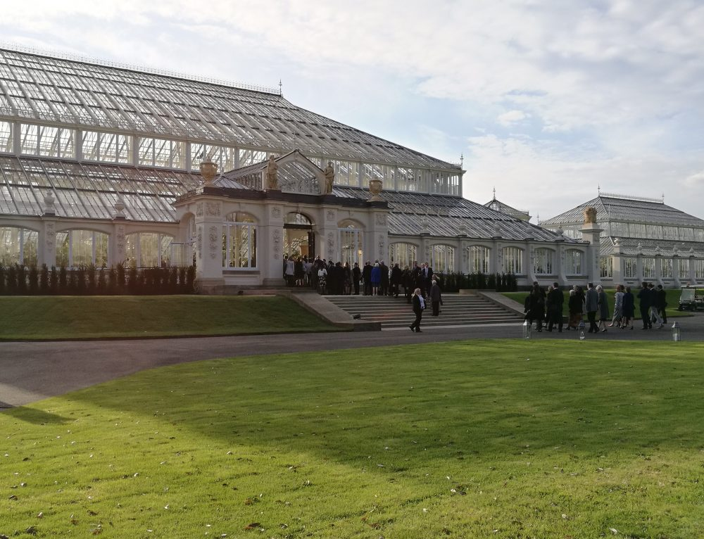 Temperate House, Kew in running for Refurbishment Project of the Year