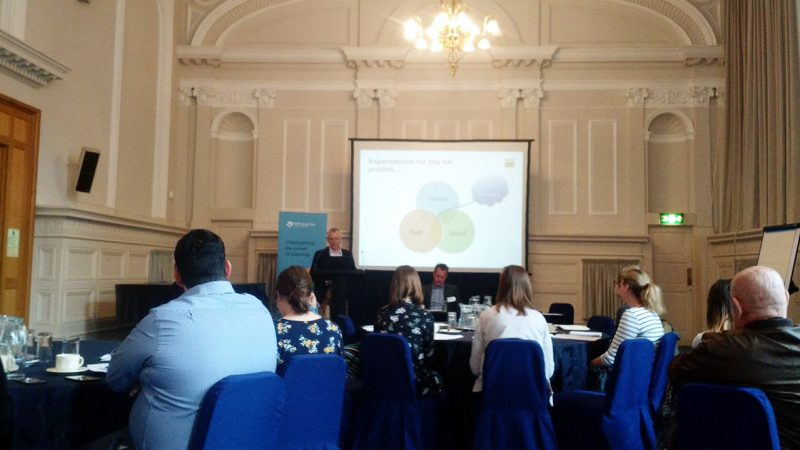 LUC Associate speaks at RTPI South East sustainability appraisal event