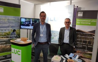 LUC at ISBA conference