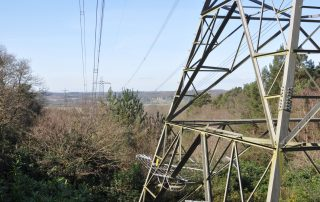 Pylon removal project receives planning consent