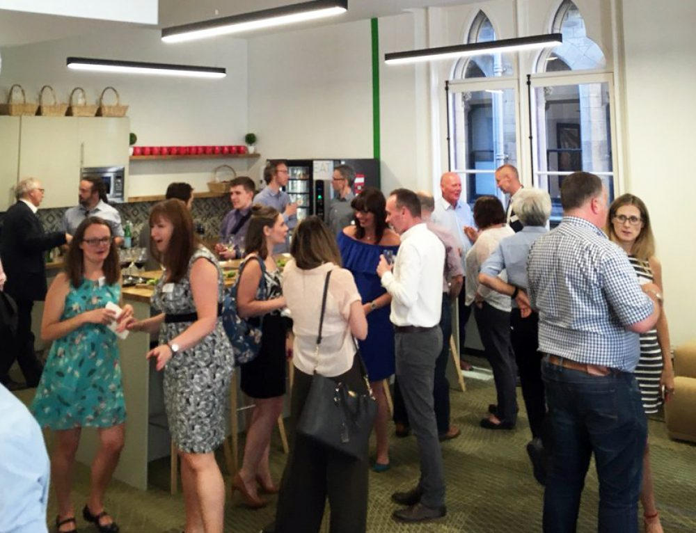 LUC celebrates anniversary of north of England offices with party