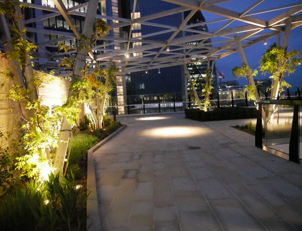 10 Fenchurch Avenue roof garden opens