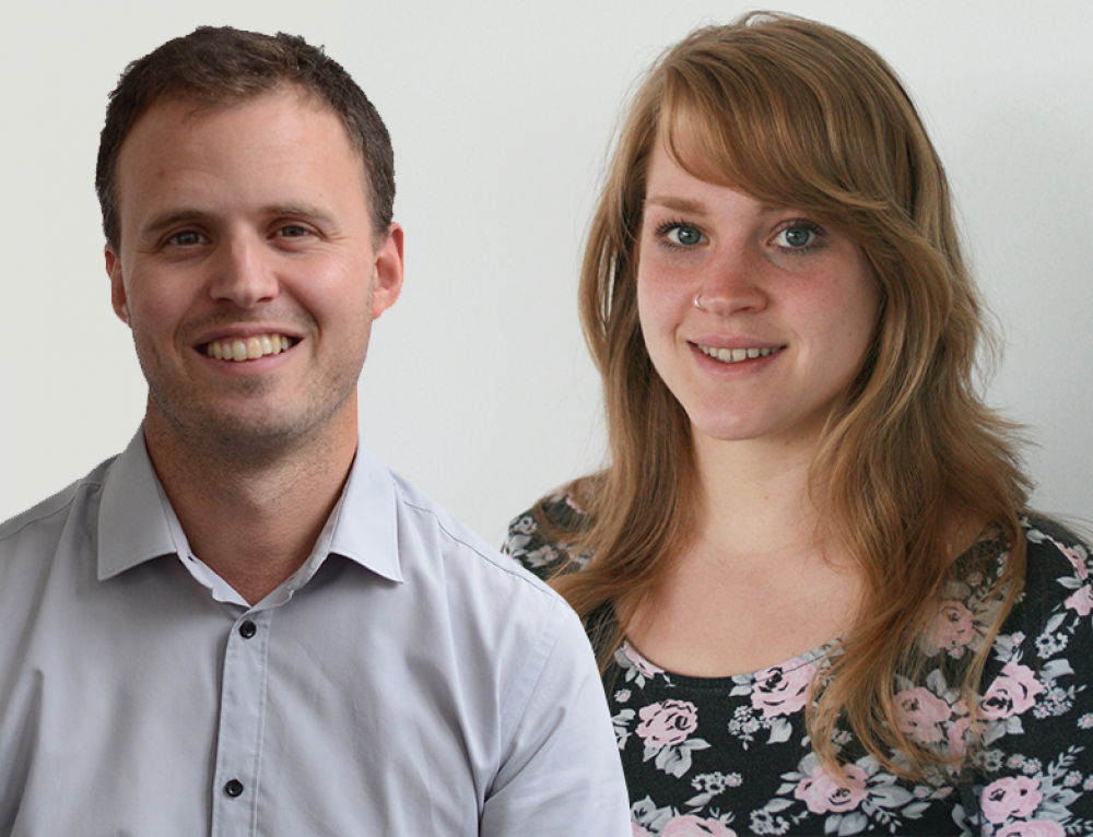 Two promotions made in LUC Landscape Planning and Management teams