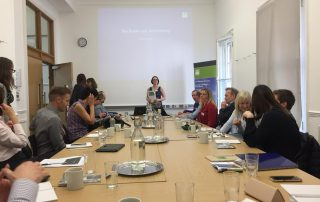 LUC ES Review seminar in Manchester for Local Planning Authorities