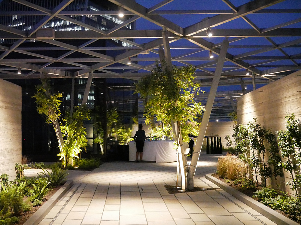The Garden At 120 Fenchurch Street Opens To The Public