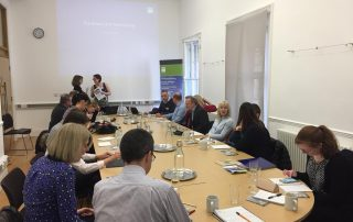 LUC Environmental Statement Review seminar in Manchester for Local Planning Authorities