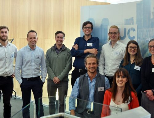 LUC sponsors First Thursday Club networking lunch in Bristol