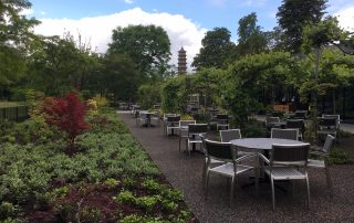 Kew Pavilion restaurant opens after LUC design and planning advice