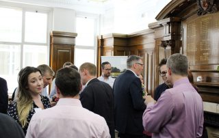 Manchester office 2nd anniversary drinks reception