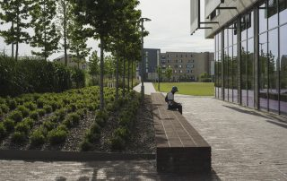 University of Northampton, Waterside Campus