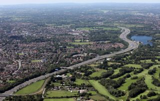 Greater Manchester Landscape Character and Sensitivity Assessment