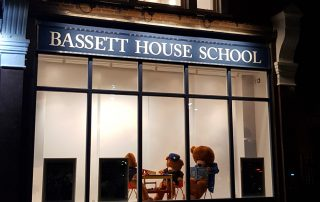 Bassett House School new building