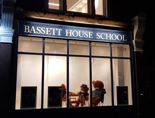 LUC helps new Bassett House School building open