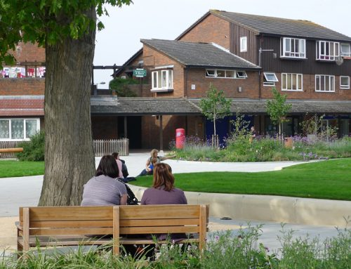 My Quarter Mile: could public space improvements in targeted local communities help tackle health inequality?