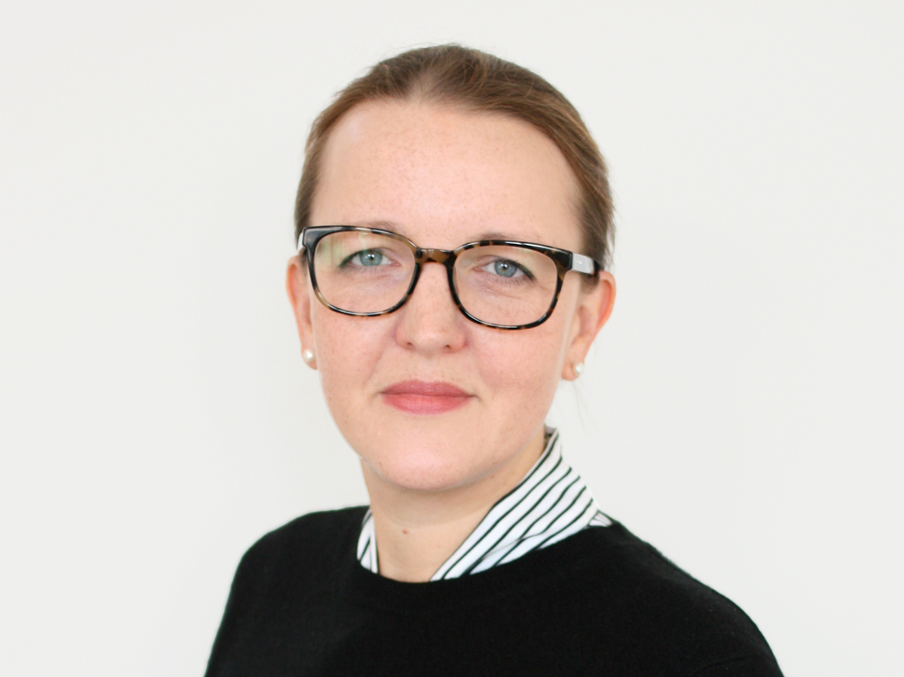 Helen Ash, HR Manager at LUC