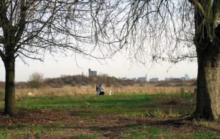 Wormwood Scrubs, London