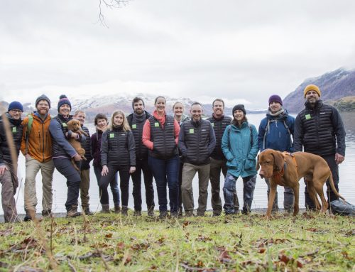 LUC Ecology team recharges at away day in Lake District