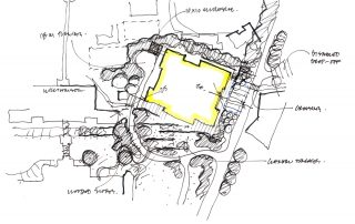 Lower Mountjoy – Building configuration and spatial plan