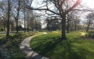Camberwell New Cemetery expansion