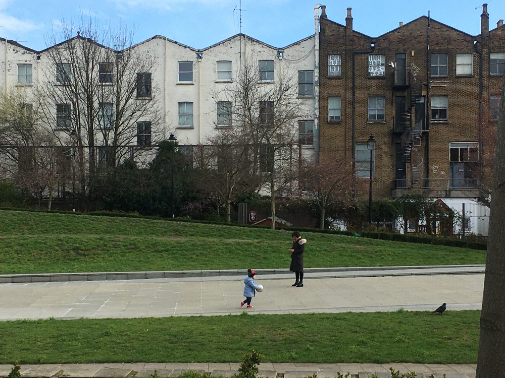 Consultation Launches For Swiss Cottage Open Space Improvements